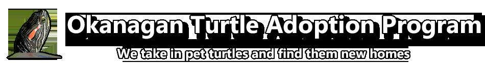 Okanagan Turtle Adoption Program